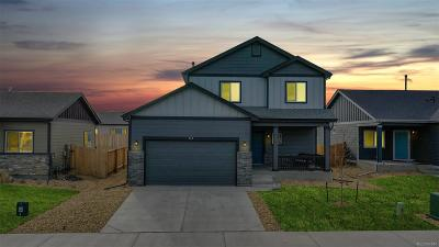 Milliken Single Family Home Under Contract: 765 Pioneer Drive