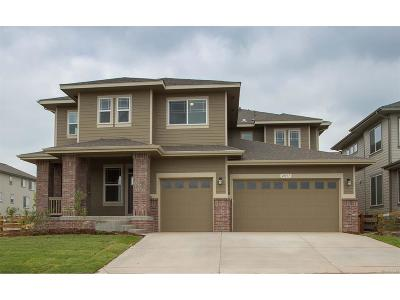 Castle Rock Single Family Home Under Contract: 615 Sage Grouse Circle