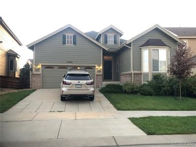 Commerce City Single Family Home Active: 10282 Sedalia Street