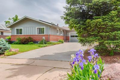 Boulder CO Single Family Home Active: $925,000