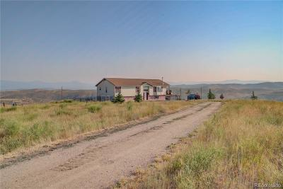 Routt County Single Family Home Active: 42855 McGuire Lane