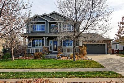 Broomfield Single Family Home Active: 13456 Wild Basin Way