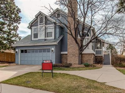 Denver Single Family Home Under Contract: 19450 East 45th Avenue