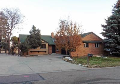 Arvada Single Family Home Active: 5300 Tabor Street