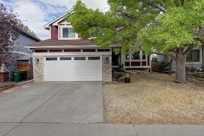 Littleton Single Family Home Under Contract: 7620 Dawn Drive