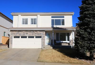 Highlands Ranch Single Family Home Active: 4380 Lyndenwood Circle