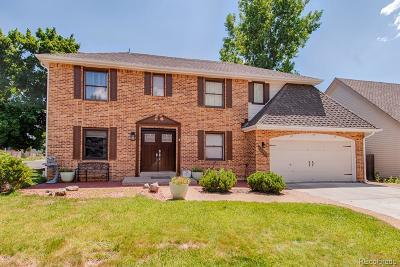 Aurora Single Family Home Active: 12394 East Villanova Drive