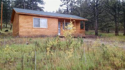 Park County Single Family Home Active: 8498 County Rd 102