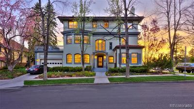 Denver CO Single Family Home Active: $5,400,000