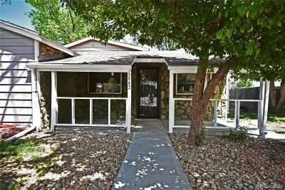 Commerce City Single Family Home Active: 5942 Poplar Street