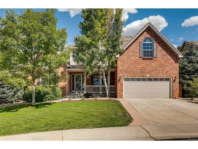 Thornton Single Family Home Under Contract: 2723 East 136th Place