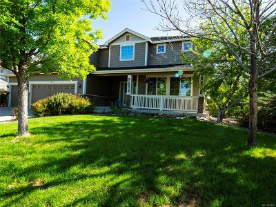 Aurora Single Family Home Under Contract: 6588 South Richfield Street