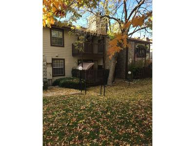 Arvada Condo/Townhouse Active: 8680 Allison Street #B
