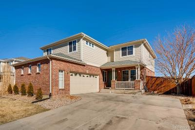 Aurora Single Family Home Active: 20613 East Girard Drive