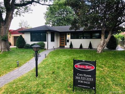 Cory-Merrill Single Family Home Active: 1120 South Jackson Street