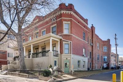 Denver Condo/Townhouse Active: 1425 Washington Street #101