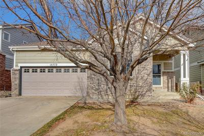 Commerce City Single Family Home Active: 15773 East 96th Way