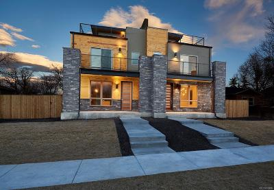 Denver CO Condo/Townhouse Active: $899,000