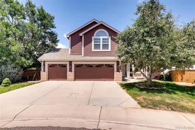 Southridge Single Family Home Under Contract: 10297 Song Sparrow Lane