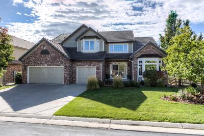 Castle Pines CO Single Family Home Active: $840,000