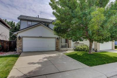 Broomfield Single Family Home Under Contract: 12154 Applewood Court