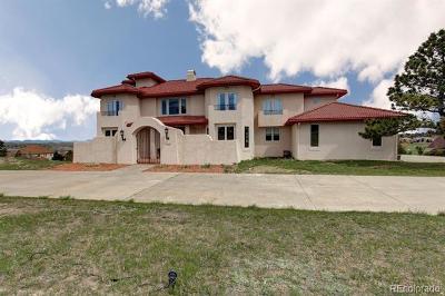 Single Family Home Active: 5928 Saddle Creek Trail