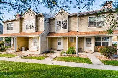 Westminster Condo/Townhouse Under Contract: 12173 Bannock Circle #C