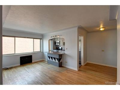 East Colfax, Montclair Condo/Townhouse Active: 1454 Jersey Street #101