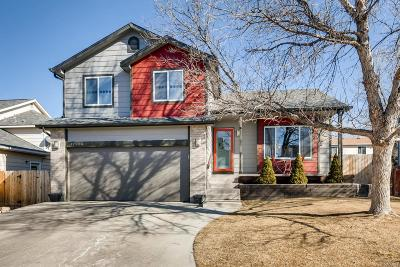 Thornton Single Family Home Under Contract: 12266 Grape Street