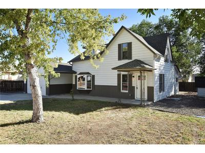 Arvada Single Family Home Under Contract: 6830 Lamar Street