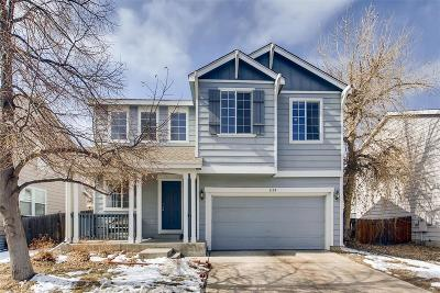 Denver Single Family Home Under Contract: 1199 South Alton Court