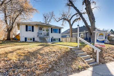Englewood Single Family Home Active: 4170 South Bannock Street