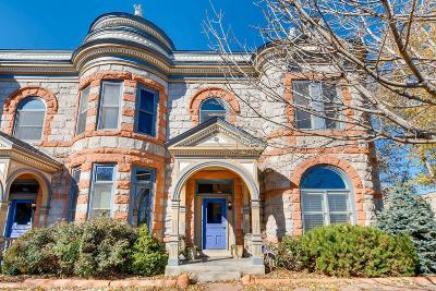 Condo/Townhouse Under Contract: 2363 Stout Street