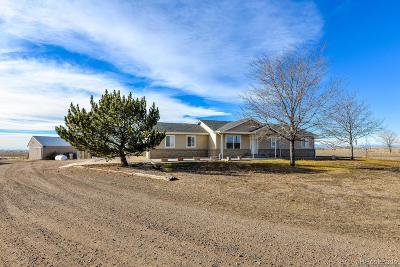 Pierce Single Family Home Under Contract: 18471 County Road 88