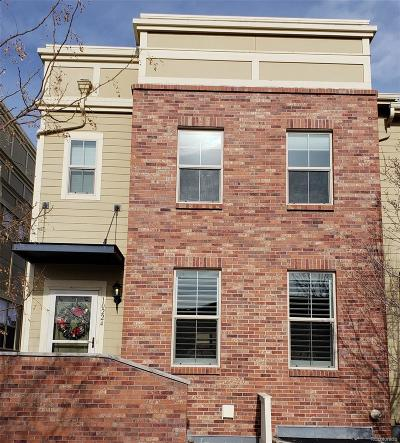 Lone Tree Condo/Townhouse Under Contract: 10224 Ridgegate Circle