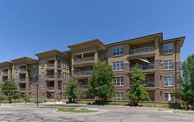 Arapahoe County Condo/Townhouse Active: 7820 Inverness Boulevard #208