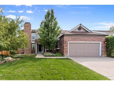 Littleton Single Family Home Under Contract: 8176 West Clifton Avenue