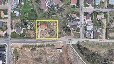 Adams County Residential Lots & Land Active: 1231 West 68th Avenue