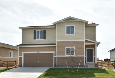 Dacono Single Family Home Under Contract: 1092 Huntington Avenue