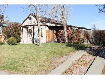 Denver Single Family Home Active: 1519 West Alaska Place