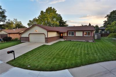 Arvada Single Family Home Active: 6174 West 83rd Way