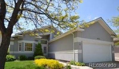 Longmont Single Family Home Active: 3819 Doral