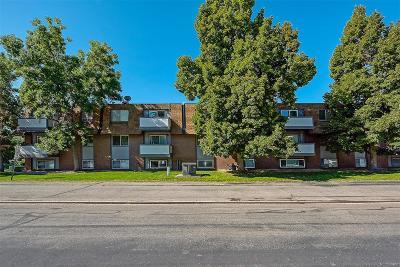 Centennial Condo/Townhouse Under Contract: 230 East Highline Circle #302