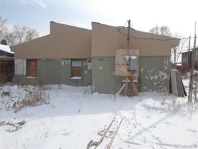 Denver Single Family Home Active: 4940 West Tennessee Avenue