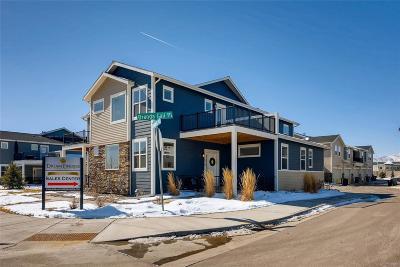Longmont Condo/Townhouse Under Contract: 629 Grandview Mdws Drive