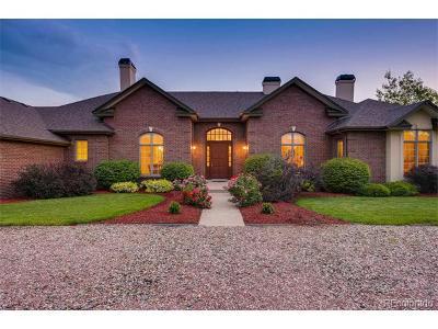 Centennial Single Family Home Active: 6617 South Blackhawk Street