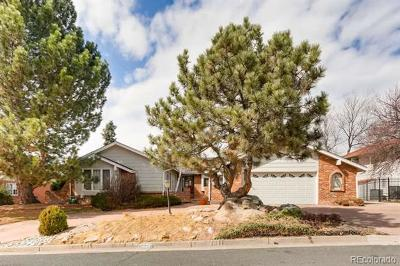 Westminster Single Family Home Active: 11613 Shoshone Way