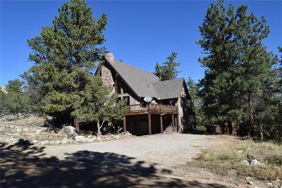 Buena Vista Single Family Home Under Contract: 18105 Alta Vista Drive