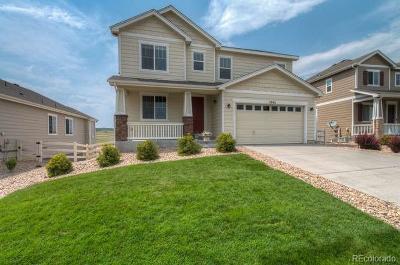 Castle Rock Single Family Home Active: 2843 Hillcroft Lane