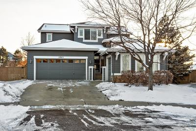 Highlands Ranch Single Family Home Under Contract: 2963 Fox Sedge Lane